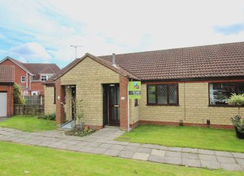 Thumbnail 1 bed bungalow for sale in Meadowlake Close, Lincoln