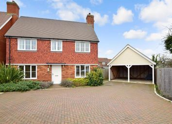 Thumbnail 4 bed detached house for sale in Maytree Place, Ashford, Kent