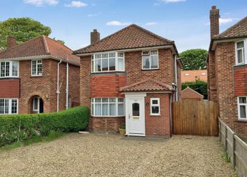 Thumbnail 3 bed detached house for sale in North Walsham Road, Sprowston, Norwich
