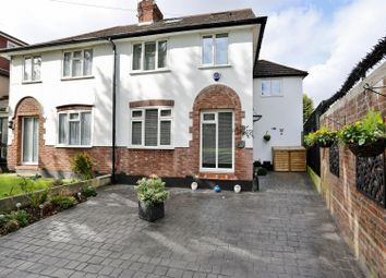 Thumbnail 5 bed semi-detached house for sale in Cray Avenue, St. Mary Cray, Orpington