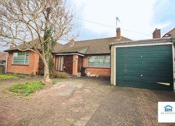 Thumbnail 2 bed bungalow to rent in Davenport Road, Leicester