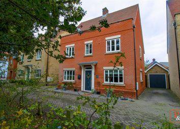 Scrivener Close, Mile End, Colchester CO4. 4 bed detached house for sale