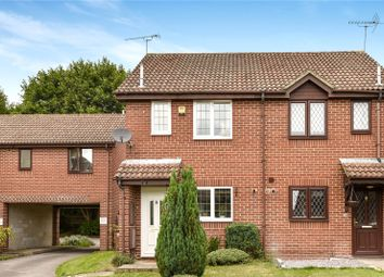 Thumbnail 2 bed semi-detached house for sale in Wantage Road, College Town, Sandhurst, Berkshire