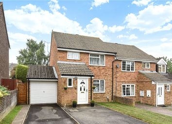 Thumbnail 3 bed semi-detached house for sale in Betjeman Walk, Yateley, Hampshire