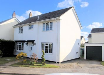 Thumbnail 4 bed detached house for sale in Shute Hill, Mawnan Smith, Falmouth