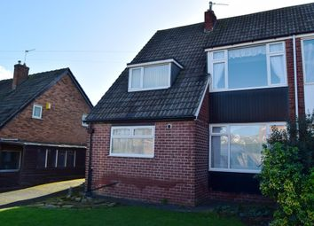 Thumbnail 2 bed flat to rent in The Paddock, Normanton