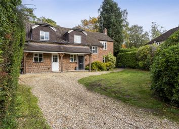Thumbnail 4 bed detached house for sale in Llanvair Close, Ascot