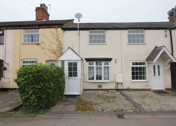 Thumbnail 2 bed terraced house to rent in Hinckley Road, Stoney Stanton, Leicester