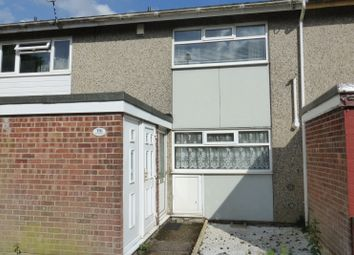 Thumbnail 3 bed town house for sale in Hillmead, Norwich, Norfolk