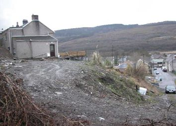 Thumbnail Property for sale in Land At Heol Y Graig, Cwmgwrach, Neath .