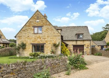 Thumbnail 4 bed detached house for sale in Copse Hill Road, Lower Slaughter, Cheltenham, Gloucestershire