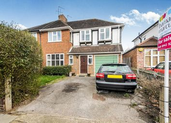 Thumbnail 4 bed semi-detached house for sale in Kenley Road, Norbiton, Kingston Upon Thames