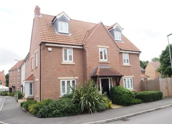 Thumbnail 5 bed detached house for sale in Marron Close, Fernwood, Newark