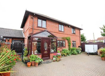 Thumbnail 4 bed detached house for sale in Barnard Avenue, Great Yarmouth