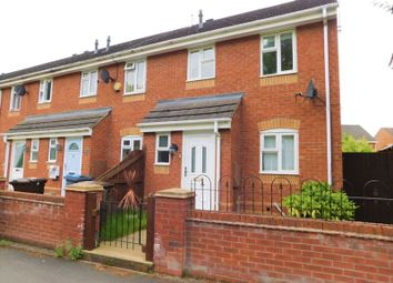 Thumbnail 2 bed end terrace house for sale in Timberfield Road, Stafford