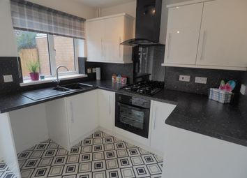 Thumbnail 2 bed terraced house for sale in Navigation Way, Victoria Dock, Hull