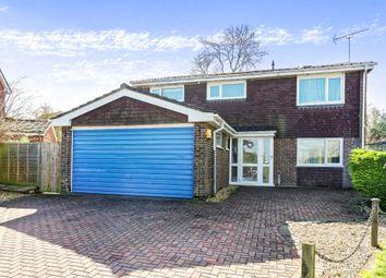 Thumbnail 4 bedroom detached house for sale in Kempshott Gardens, Basingstoke