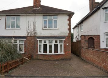Thumbnail 3 bed semi-detached house for sale in Brayfield Road, Littleover