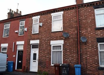 Thumbnail 2 bedroom terraced house for sale in Belvoir Avenue, Levenshulme, Manchester