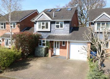 Thumbnail 4 bed link-detached house for sale in High Ridge, Godalming