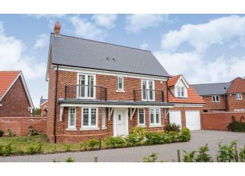 5 bed detached house for sale in Redora Lane, Colchester CO4