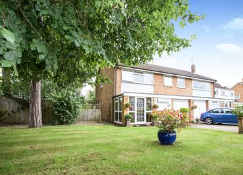 Thumbnail 4 bed semi-detached house for sale in Newmarket, Suffolk, .
