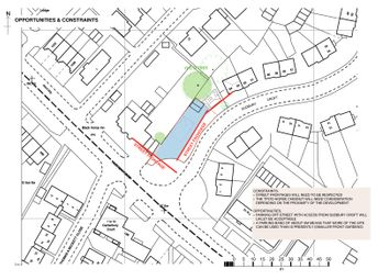 Thumbnail Land for sale in Sudbury Croft, Wembley
