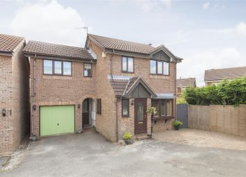 Thumbnail 3 bed detached house for sale in Spring House Close, Ashgate, Chesterfield
