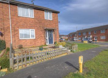 Thumbnail 3 bed semi-detached house for sale in Burstall Hill, Bridlington