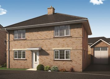 Thumbnail 4 bedroom detached house for sale in Francis Gate, Boars Tye Road, Silver End, Witham
