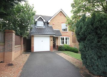 Thumbnail 3 bed detached house to rent in Camus Close, Church Crookham, Fleet