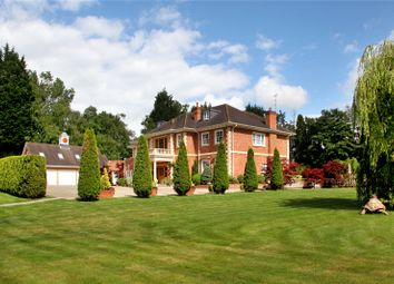 Thumbnail 5 bed detached house for sale in Coronation Road, Ascot, Berkshire