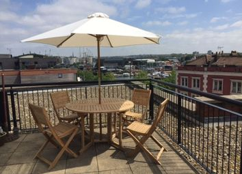 Thumbnail 2 bed flat to rent in Penthouse Apartment, Harbourside, Bristol