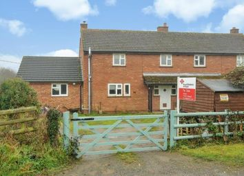 Thumbnail 3 bedroom semi-detached house for sale in Weston Beggard, Herefordshire