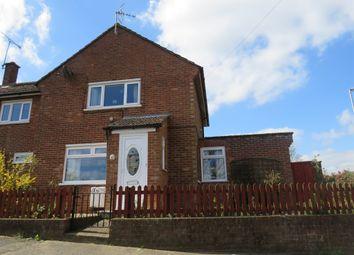 Thumbnail 2 bedroom semi-detached house for sale in Spring Lane, Wickham Market, Woodbridge