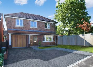 Thumbnail 4 bed detached house for sale in Endeavour Close, Warsash, Southampton
