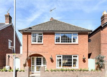 Thumbnail 3 bed detached house for sale in Julians Road, Wimborne