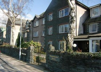 Thumbnail 2 bedroom flat to rent in Homethwaite House, Eskin Street, Keswick, Cumbria