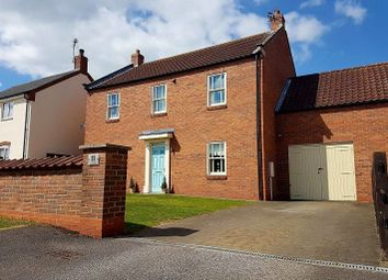 Thumbnail 5 bed property for sale in Heynings Close, Knaith Park, Gainsborough, Lincolnshire
