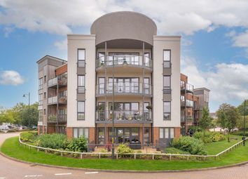 Thumbnail 2 bed flat for sale in Apartment 8, Aquinna House, Kings Hill