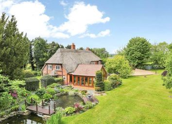 Thumbnail 5 bed detached house for sale in Hill Top, Rugeley