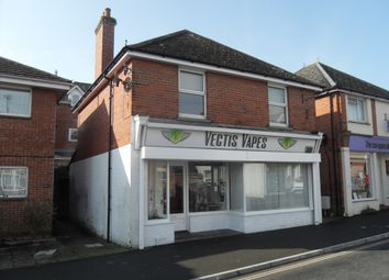 Retail premises for sale in Avenue Road, Freshwater PO40