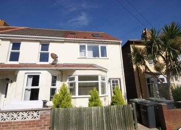 Thumbnail 4 bed end terrace house for sale in Gosport Road, Lee-On-The-Solent