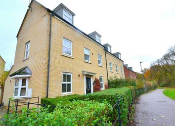 Thumbnail 3 bed town house for sale in The Glades, Hinchingbrooke, Huntingdon, Cambridgeshire