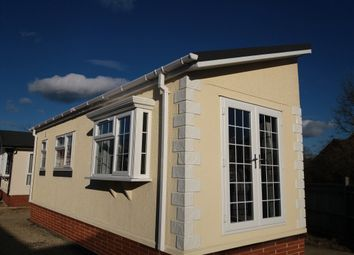 Thumbnail 1 bed mobile/park home for sale in Berry Lane, Blewbury Didcot Oxfordshire