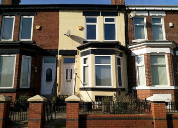 Thumbnail 3 bed terraced house to rent in Manshaw Road, Audenshaw, Manchester