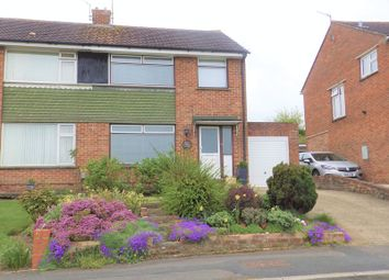 Thumbnail 3 bedroom semi-detached house for sale in Avonmead, Greenmeadow, Swindon