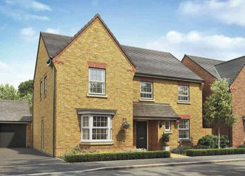 "Thumbnail 5 bed detached house for sale in ""Manning"" at Fosse Road, Bingham, Nottingham"
