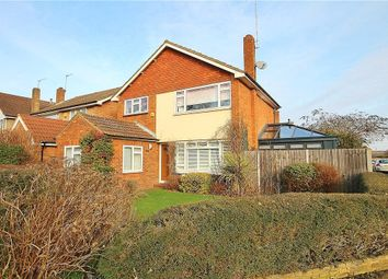 Thumbnail 4 bed detached house for sale in Staines Road East, Lower Sunbury, Middlesex