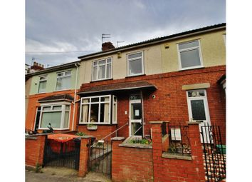 Thumbnail 3 bed terraced house for sale in Enfield Road, Bristol